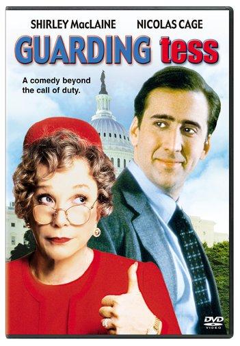 GUARDING TESS BY MACLAINE,SHIRLEY (DVD)