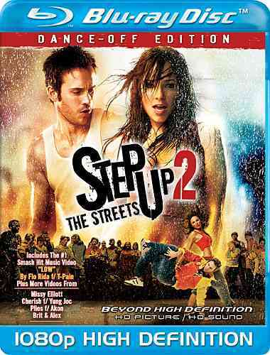STEP UP 2 BY EVIGAN,BRIANA (Blu-Ray)